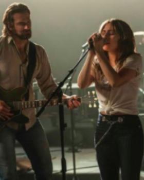 Bradley Cooper et Lady Gaga dans A Star Is Born