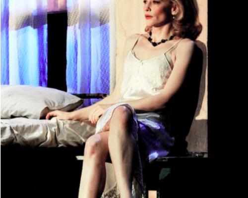 Cate Blanchett dans A Streetcar Named Desire