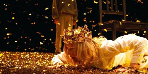 Cate Blanchett en Richard II