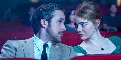 Ryan Gosling et Emma Stone dans La La Land